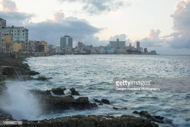 The Seafront of Havana, Cuba