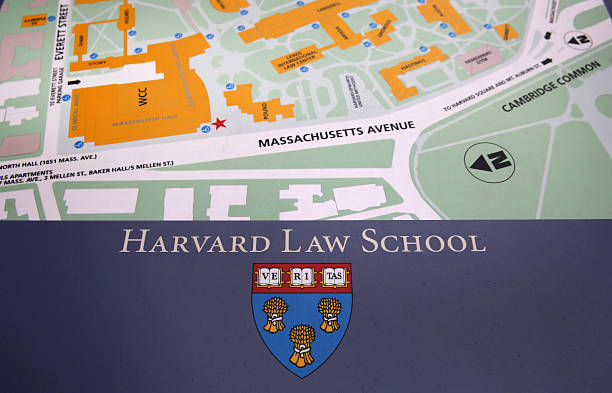 Harvard Law School Seal Pictures | Getty Images