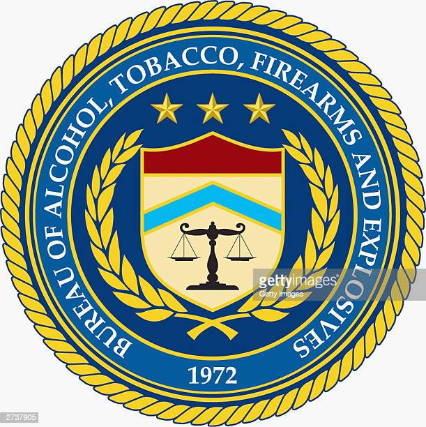 The seal of the Bureau of Alcohol Tobacco Firearms and Explosives