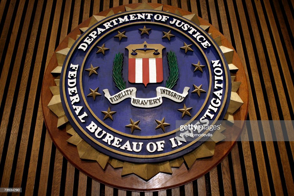 Justice Dept Finds FBI Abuse Of Patriot Act Provision : News Photo