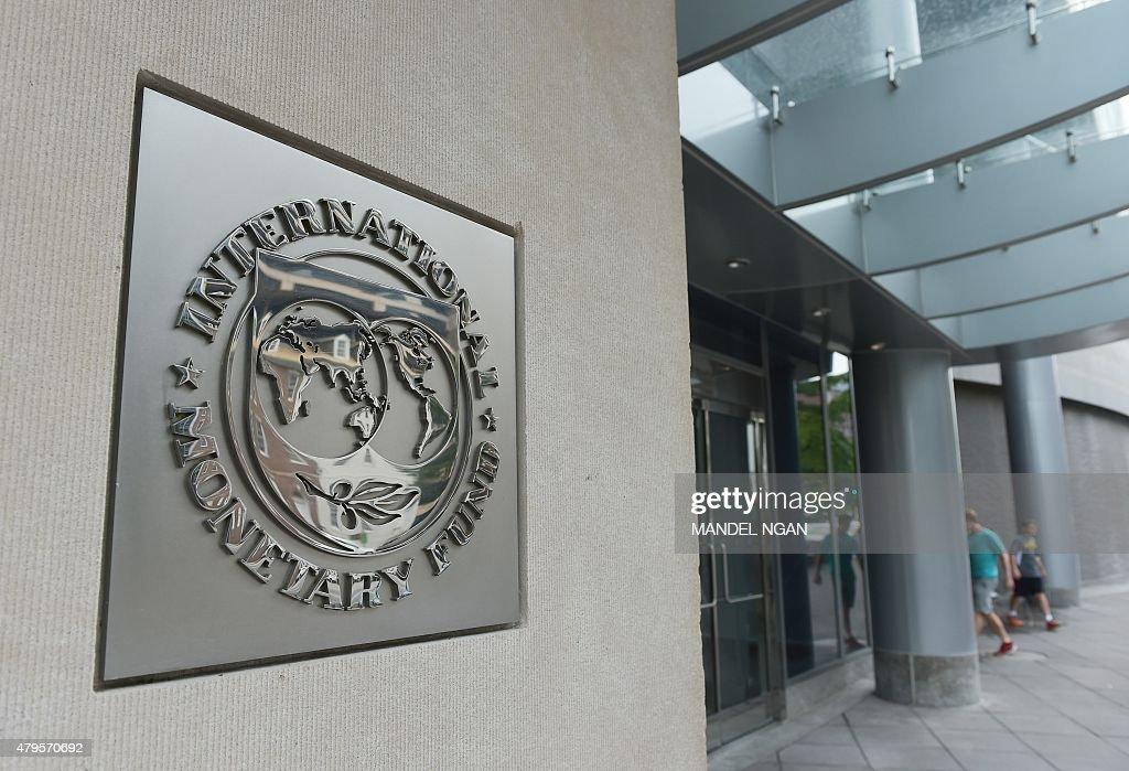 US-GREECE-FINANCE-IMF : Photo d'actualité