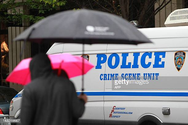 The search continues on a rainy Sunday at the site where New York police and FBI agents dig up a basement believed to contain clues to the unsolved...