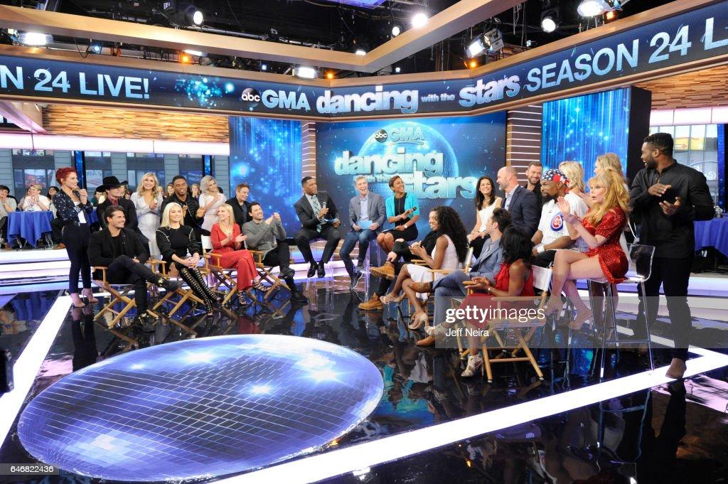 ABC's 'Good Morning America' - 2017 : News Photo