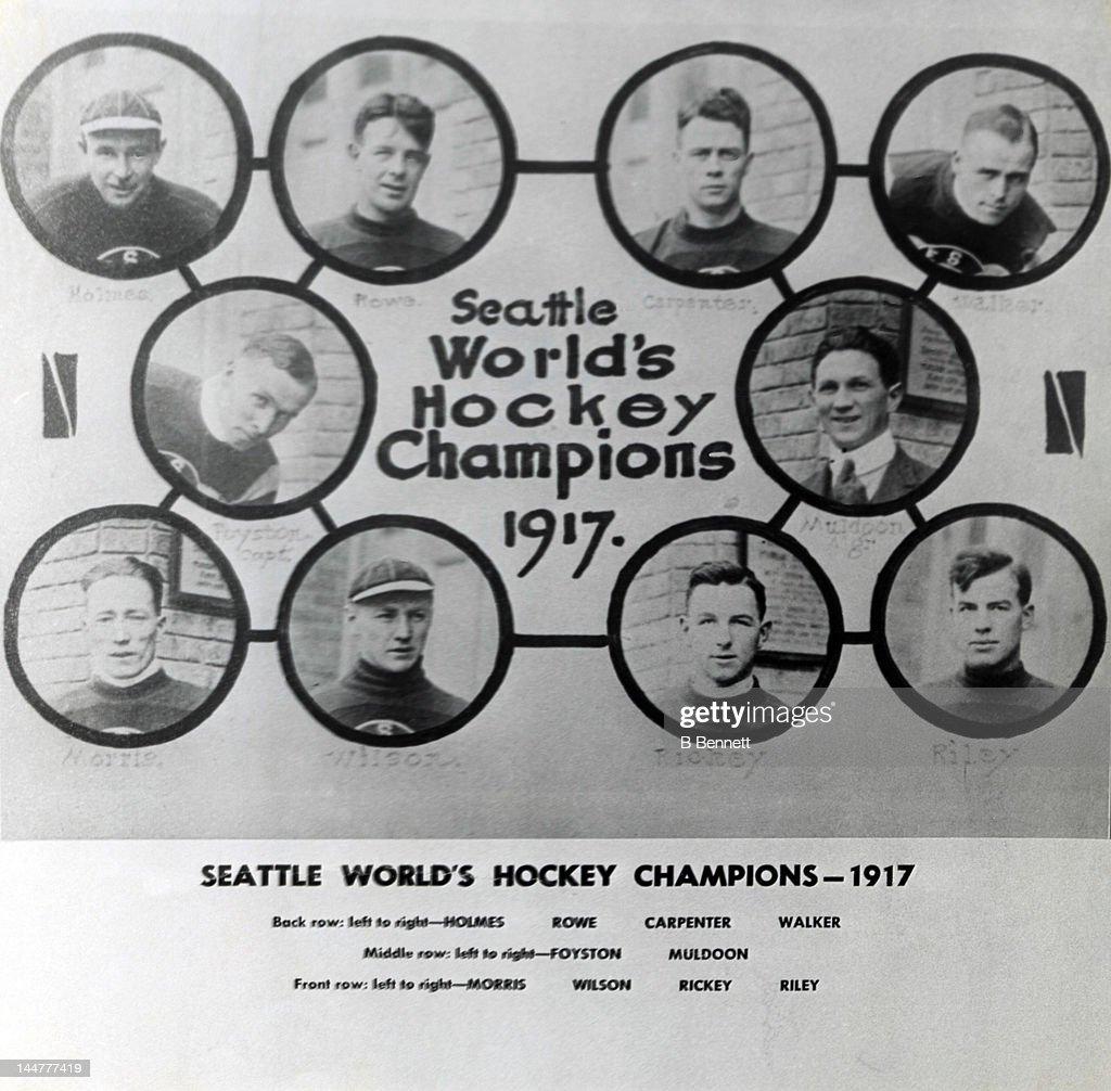 Seattle Metropolitans : News Photo