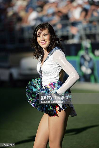 The Seattle Sea Gals perform during the game against the Arizona Cardinals on September 252005 at Qwest Field in Seattle Washington The Seahawks won...