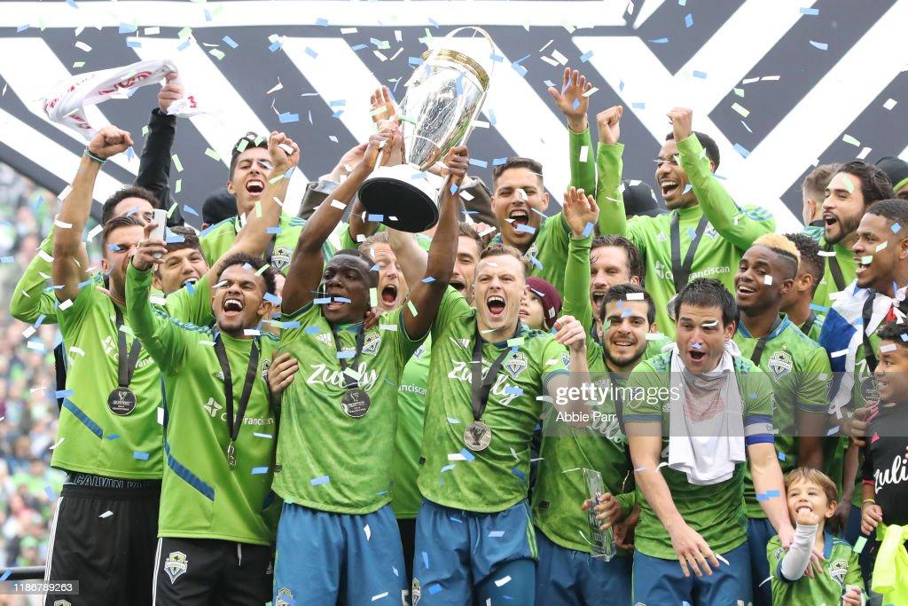 2019 MLS Cup - Toronto FC v Seattle Sounders : News Photo