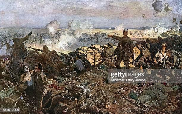 The Second Battle of Ypres 1915 Richard JackCanadian War Museum