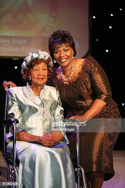 The second daughter and youngest child of civil rights leaders Martin Luther King Jr and Coretta Scott King Bernice A King and Honoree of the Ford...