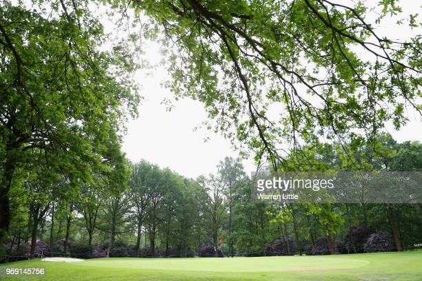 The second green is pictured ahead of the Belgian Knockout at the Rinkven International GC on May 16 2018 in Antwerpen Belgium