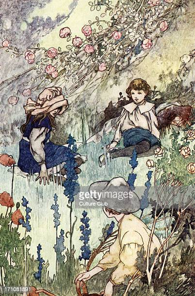 The Secret Garden by Frances Hodgson Burnett Illustration by Charles Robinson Published by Heineman English author 24 November 1849 29 October 1924