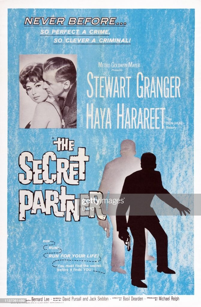 The Secret Partner : News Photo