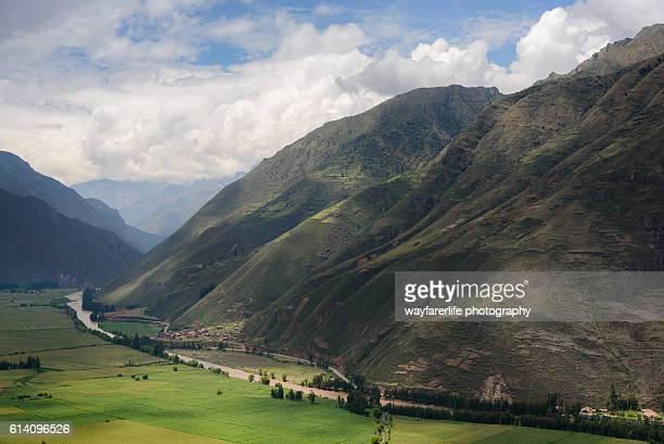 The Secret Valley of the Incas, Peru