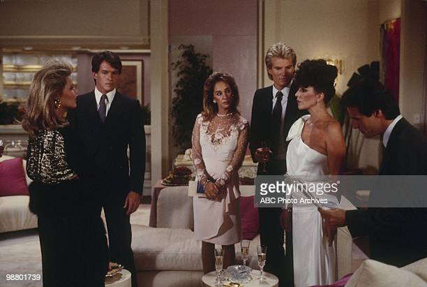 DYNASTY 'The Secret' which aired on December 3 1986 CATHERINE