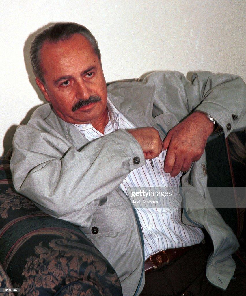 Abu Ali Mustafa Killed in Missile Attack : News Photo