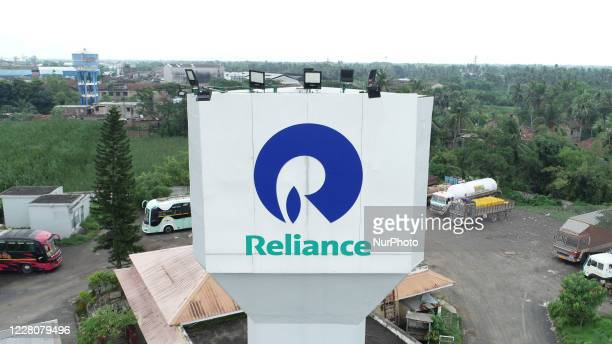 The seen A Relince Petorl Pump ,Of the 1,394 petrol pumps that Reliance operates, 518 are company owned and the remaining dealer operated,RIL...