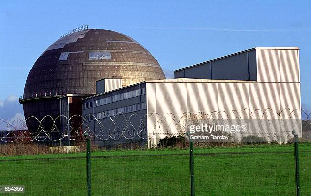 The Sellafield nuclear reprocessing facility is seen November 26 2001 in Cumbria England The plant is at the center of a legal dispute between the...