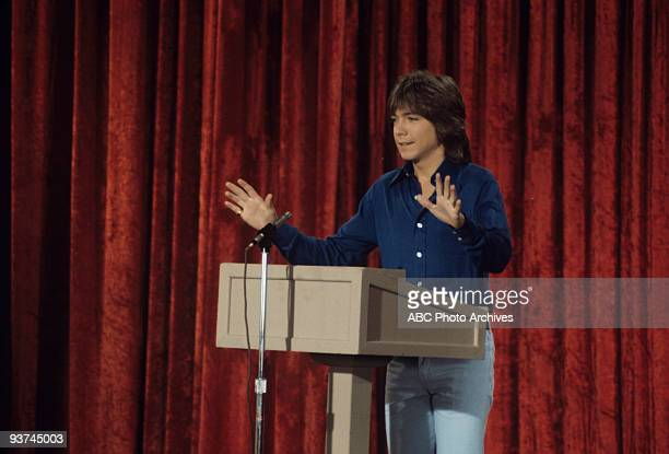 FAMILY 'The Selling of the Partridges' 3/9/73 David Cassidy