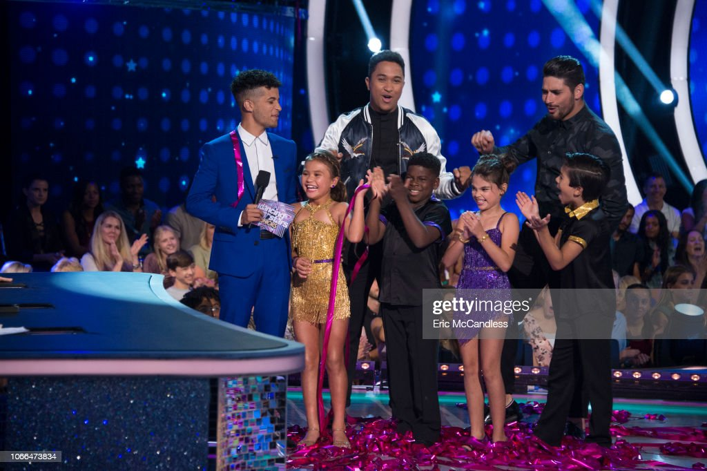 Dancing With the Stars: Juniors Cuts Competition Down to