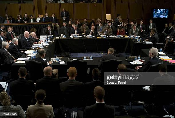 The Senate Judiciary meets for its markup of the nomination of Sonia Sotomayor to the Supreme Court The panel approved Sotomayor on a nearly...