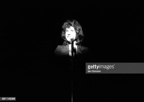 The Sensational Alex Harvey Band performing on stage at Hammersmith Odeon London 24 May 1975