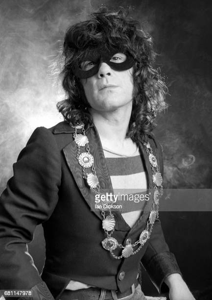 The Sensational Alex Harvey Band portraits at Kingly Court Studios London January 1974 Alex Harvey