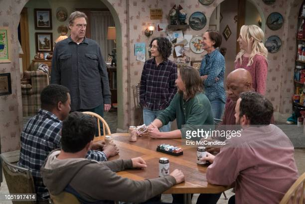 THE CONNERS The Separation of Church and Dan When Geena learns that DJ hasn't been taking Mary to church while she's been away she insists they go as...