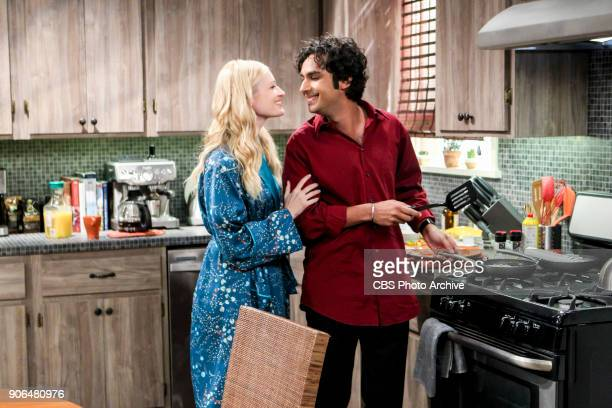 'The Separation Triangulation' Pictured Nell and Rajesh Koothrappali Koothrappali finds himself in the middle of domestic drama when he learns the...