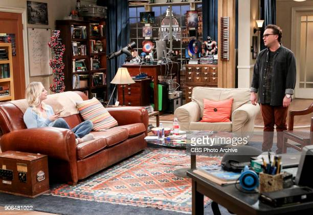'The Separation Triangulation' Pictured Penny and Leonard Hofstadter Koothrappali finds himself in the middle of domestic drama when he learns the...