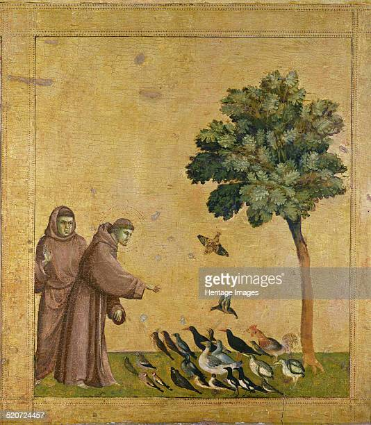 The Sermon to the Birds Found in the collection of Louvre Paris