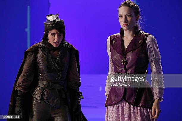 WONDERLAND The Serpent When the Knave's life is in danger Alice has to make the tough decision on whether to use one of her three precious wishes and...