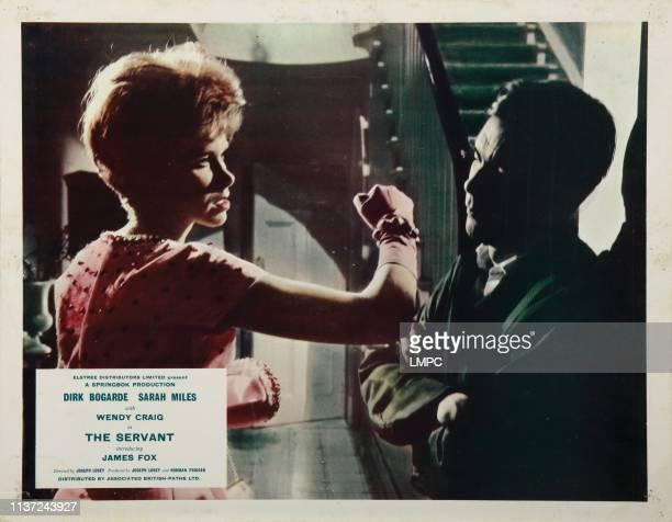 Wendy Craig Dirk Bogarde 1963