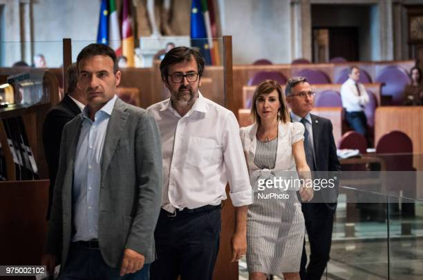 The session of the Capitoline Assembly ends in advance After two hours of meeting of the conference of group leaders and a round of opposition...