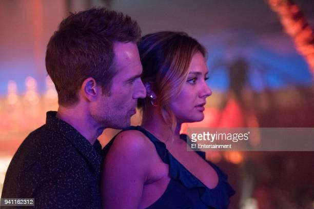 THE ARRANGEMENT 'The Sessions' Episode 203 Pictured Michael Vartan as Terrence Anderson Christine Evangelista as Megan Morrison