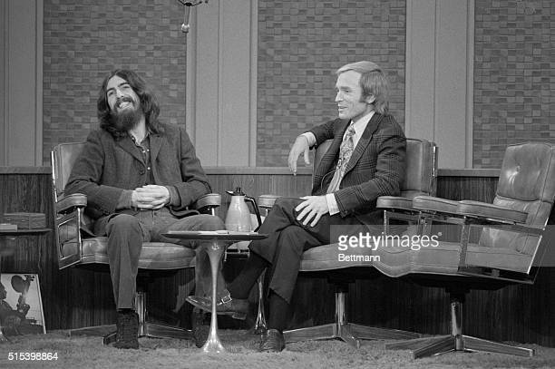 The set of The Dick Cavett Show which aired from 19691972