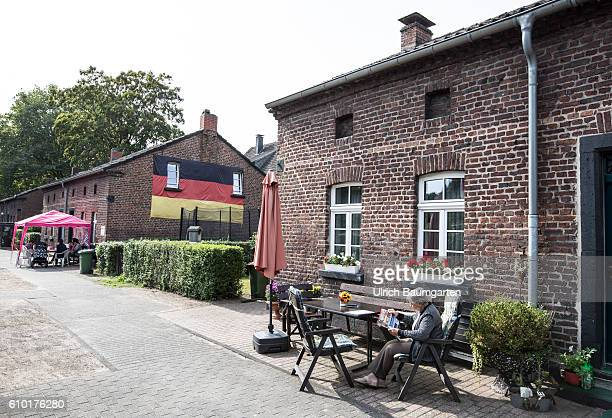 The settlement Eisenheim is considered the oldest workers housing estate in the Ruhr Area Since 1846 steelworkers and miners lived with their...