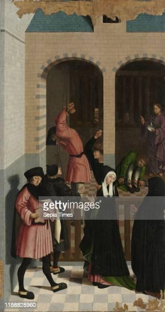 The Seven Works of Mercy Master of Alkmaar 1504