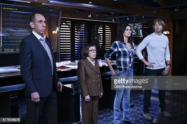 The Seventh Child Pictured Miguel Ferrer Linda Hunt Daniela Ruah and Eric Christian Olsen Callen and the team try to save a child in imminent danger...