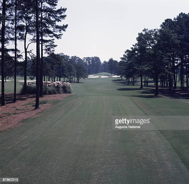 The seventh hole during the 1978 Masters Tournament at Augusta National Golf Club on April 1978 in Augusta Georgia