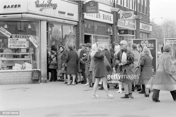 The Seventies were a time of strikes and in December 1974 the big national bakers decided to follow suit demanding a 66% pay rise Staff of larger...