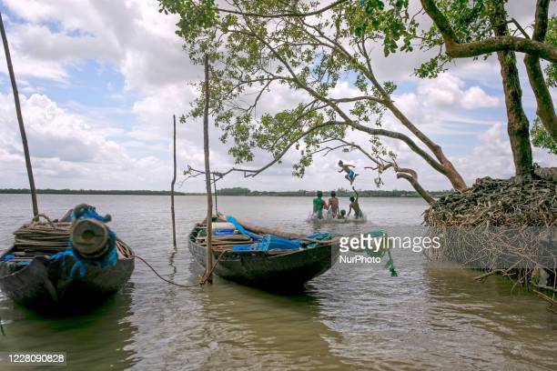 The severe cyclonic storm Amphan had left a trail of destruction in its wake over Satkhira, Bangladesh on August 13, 2020. Bangladesh is one of the...