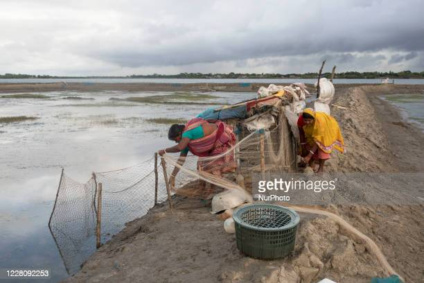 The severe cyclonic storm Amphan had left a trail of destruction in its wake over Satkhira, Bangladesh on August 14, 2020. Bangladesh is one of the...