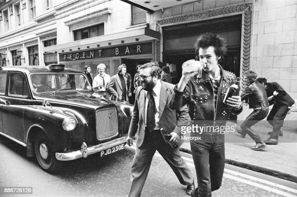 The Sex Pistols 10th March 1977 London They are back again the group you love to hate After their outrageous TV performance and being 'Fired' by EMI...