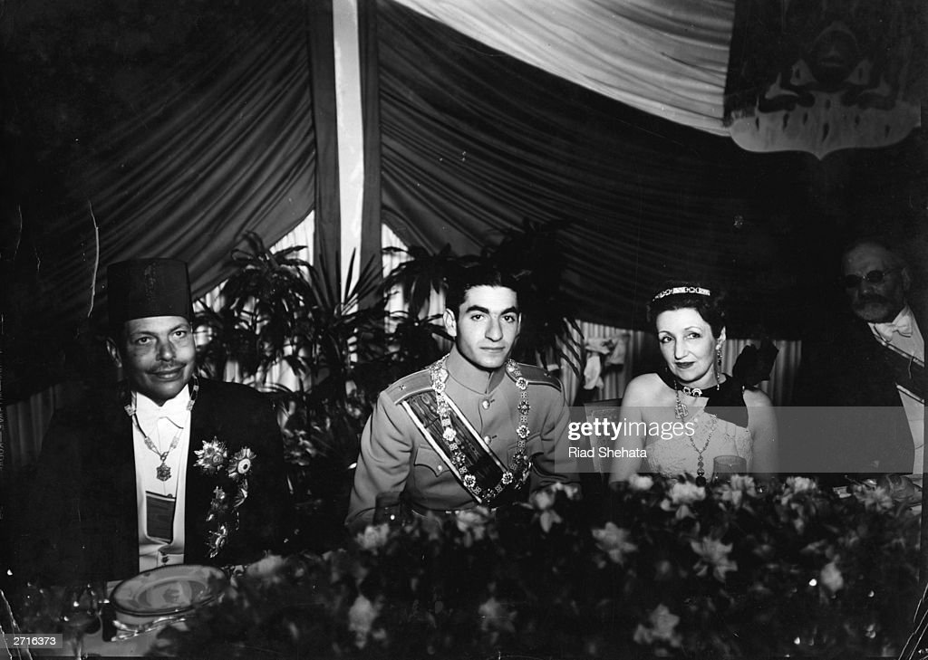 Shah Of Iran : News Photo