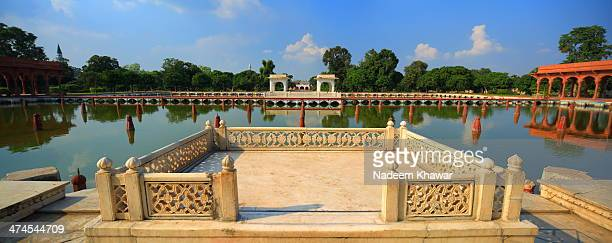 CONTENT] The Shalimar Gardens sometimes written Shalamar Gardens is a Pakistani garden and it was built by the Mughal emperor Shah Jahan in Lahore...