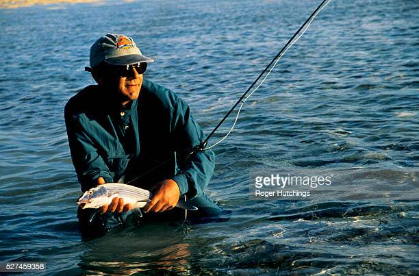 The shallow waters of the lagoons surrounding Bahaman Islands provide the ideal habitat for bonefishSize for size the fish is one of the fastest and...