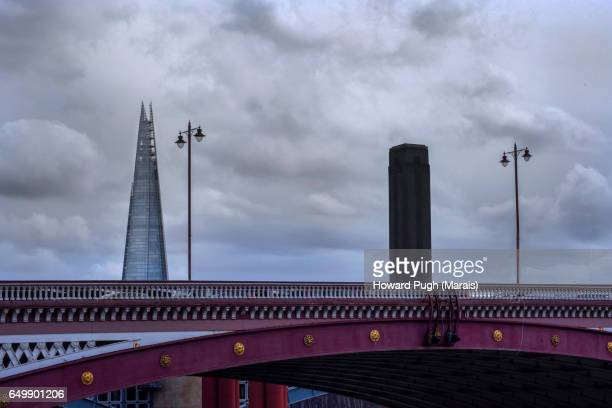 The Shard and other London Landmarks