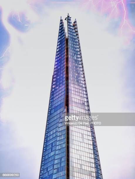 The Shard in the Storm
