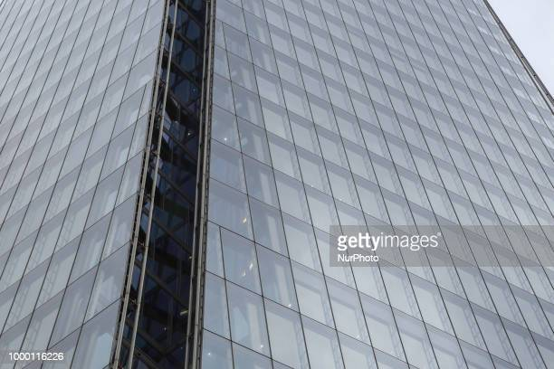 The Shard or Shard of Glass or Shard London Bridge and formerly known as London Bridge Tower is the tallest building in London having 95 stores its...
