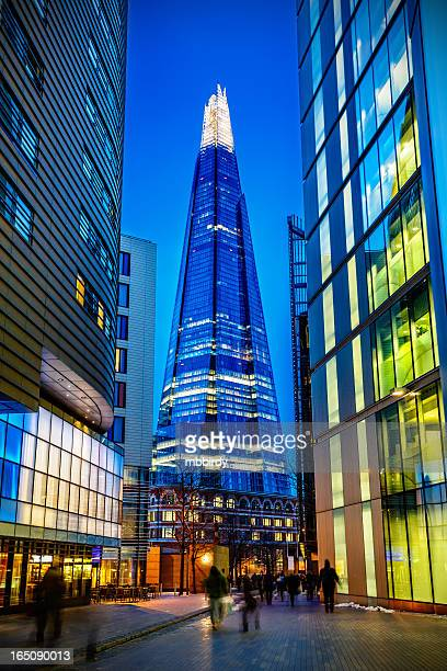 The Shard Wolkenkratzer in London