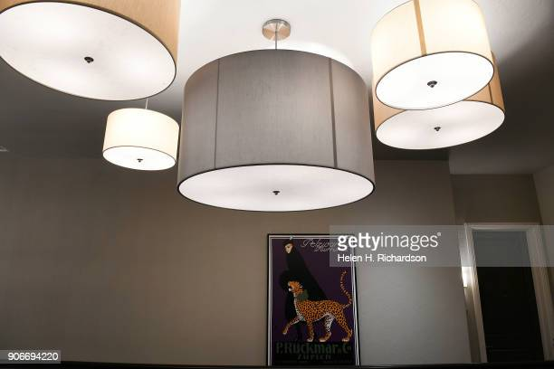 The shared spaces hallways stairwells etc have been elegantly designed with posters lighting features and comfortable seating areas at the new...